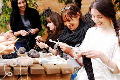 Toft Alpaca Shop - Crochet and Cake Crafternoon for One  People - Save 61%