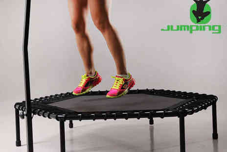 Jumping Fitness - Seven Adult Jumping Fitness Classes  - Save 57%