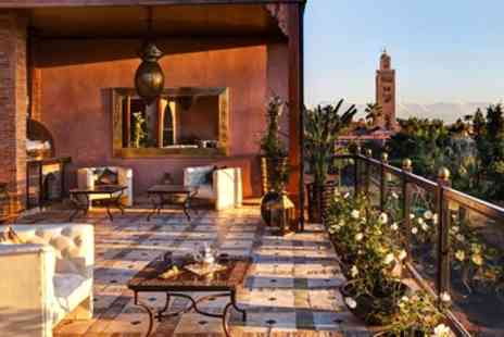 Riad Wow - Overnight stay in five Star Suite Stay including Breakfast - Save 40%