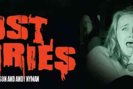 Arts Theatre -  Ticket to see Ghost Stories - Save 50%