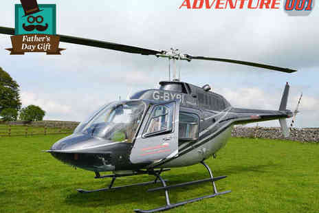 Adventure Events 001 - Helicopter Buzz Flight Experience - Save 49%