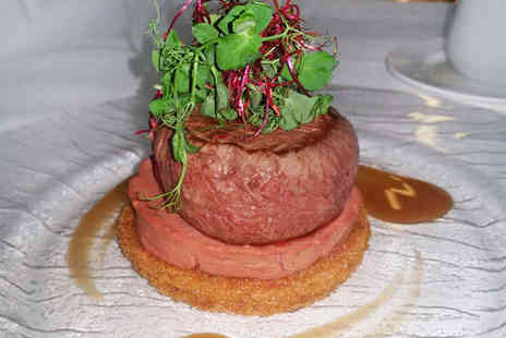 The Old House Hotel - Tournedos Rossini with a Glass of Prosecco Each for Two - Save 53%