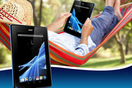 Acer - 7 inch Acer Iconia Android 4.4 Tablet - Save 34%