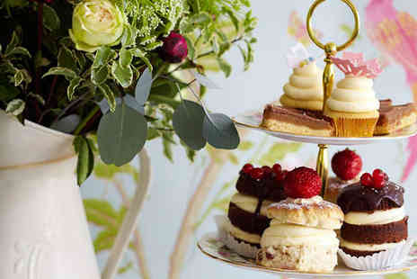 Mama Doreens Cupcake Company - Afternoon Tea for Two  - Save 53%
