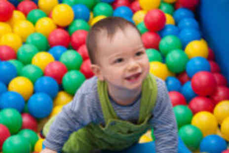 Forward for Kids - Childs soft play entry - Save 61%