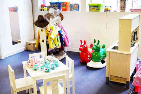 Beanies - Three Months Unlimited Access to the Kids Play Area for One - Save 60%