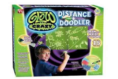 OneTouchTrade - Glow Crazy Distance Doodler Set  - Save 51%