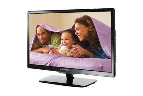 Barmy Bargains - Polaroid 22 Full HD LED TV With Integrated DVD Player - Save 29%
