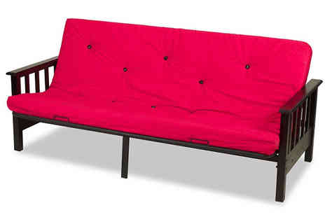 Visco Therapy Direct - Ashton Three Seat Sofa Bed - Save 59%