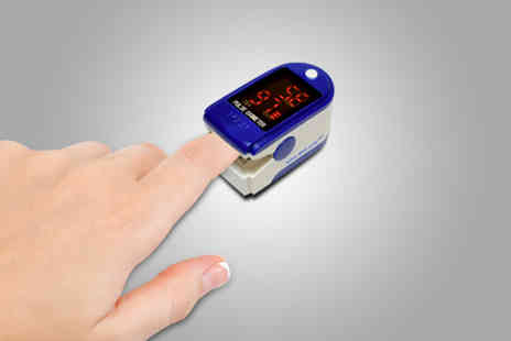 Ana Wiz - Oximeter heart rate monitor  - Save 52%
