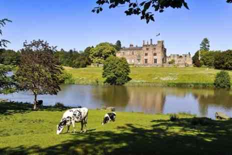 The Value for Money - Ripley Castle Summer Grand Sale With Garden Tour For One  - Save 67%