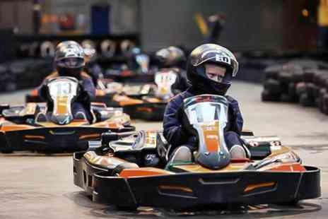 prestige karting colne - Karting and Laser Tag Party For Eight Children - Save 50%