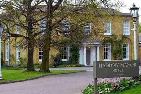 Hadlow Manor Hotel - Wedding Package With Three Course Meal  - Save 60%