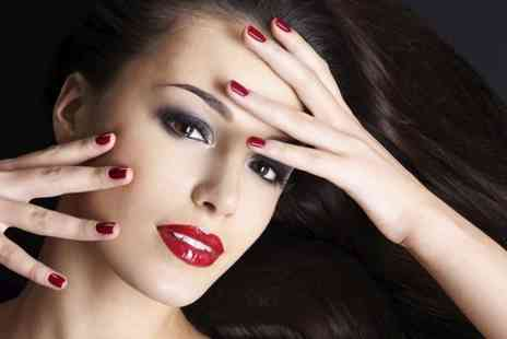 Shear Beauty - Shellac Manicure or Pedicure  - Save 50%