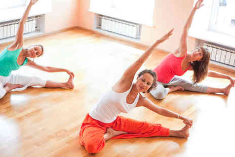 Twisted Yoga - Ten Yoga or Pilates Classes - Save 75%