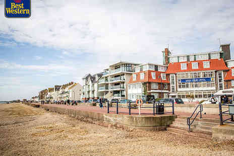 Best Western Stade Court Hotel - Fresh Sea Air on The Kentish Coast - Save 46%