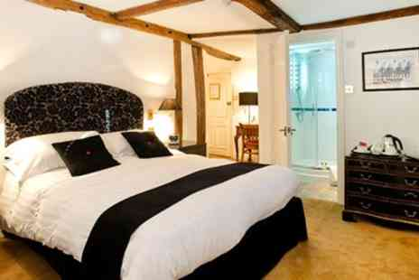 The Angel Hotel - Overnight accommodation for two in a Village Room with full English breakfast - Save 52%