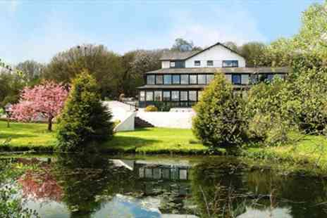 Damson Dene Hotel - Two Night stay in Lake District Retreat with Meals - Save 48%