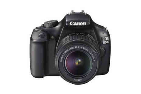 Sydney Trading Inc - Canon EOS 1100D Digital SLR Camera - Save 23%