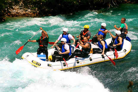 Untravelled Paths - Three night Stay With white water rafting experience in Montenegro  - Save 33%
