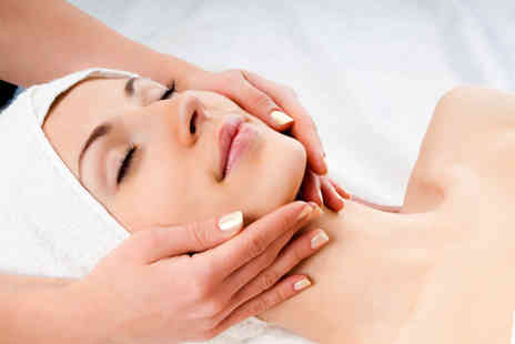Salon & Training - Deluxe facial and back neck & shoulder massage  - Save 60%