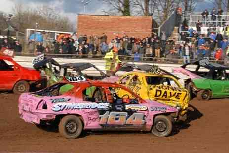 Startrax - Banger Racing Tickets For Two Adults
