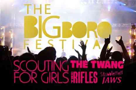 The Big Boro Festival -  Entry for girls The Big Boro Festival - Save 50%