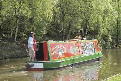 Hebden Bridge Cruises - Canal Cruise For Two  - Save 46%