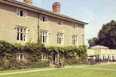 Woodborough Hall - One Night Stay For Two With Breakfast  - Save 49%