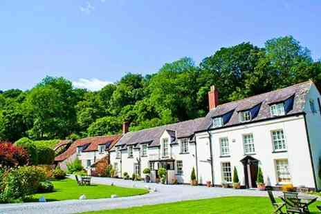 Combe House Hotel - Two  Nights stay For Two With Breakfast  - Save 61%