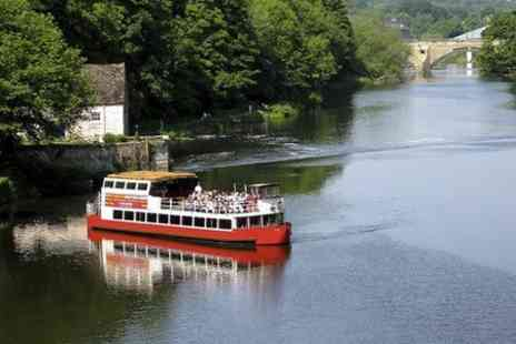 Prince Bishop River Cruiser - Durham River Boat Cruise - Save 50%