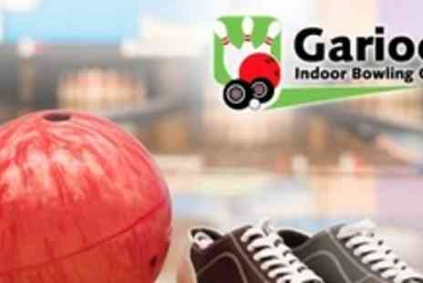 Garioch Indoor Bowling Centre - One Hour of Bowling For Up to Six With Shoe Hire and Burger Each - Save 75%