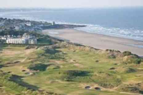 Portmarnock Hotel and Golf Links - Two Nights For Two With Breakfast,  Late Checkout and More - Save 56%
