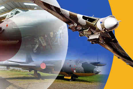 North East Land - Two adult tickets to the North East Land, Sea and Air Museum  - Save 50%