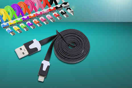 Links 4 - Anti tangle charger cable for 2 - Save 90%