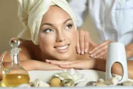 The Beauty Room - Back, neck & shoulder massage, back scrub, & facial - Save 50%