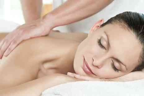 Your Body Business - Back Neck and Shoulder Massage  - Save 47%