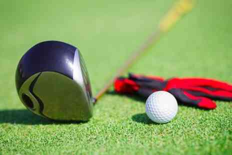 Red Tee Golf - 30 Minute Pro Golf Lessons - Save 59%