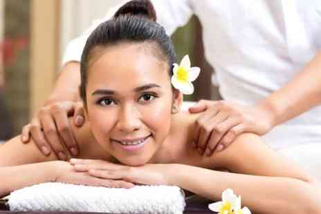 Relaxation den - One Hour Full Body Massage  - Save 59%