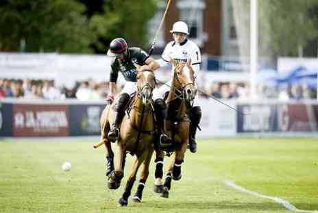 Chestertons Polo in the Park -  One Day Adult Ticket  to  Chestertons Polo  - Save 25%