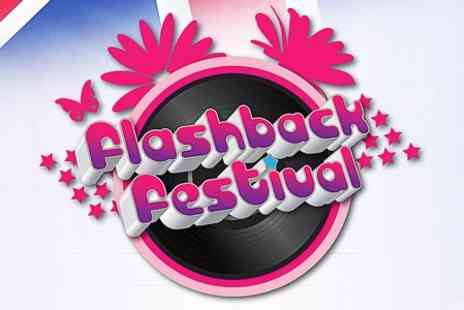 Jools Holland - Flashback Festival Ticket Featuring UB40 and Jason Donovan - Save 32%