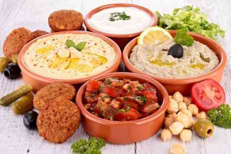 Al salam - Lebanese Meze Meal For Two  - Save 54%