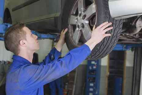 Redbridge MOT Centre - MOT Test  Plus Fluid Top Ups and Car Wash  - Save 38%
