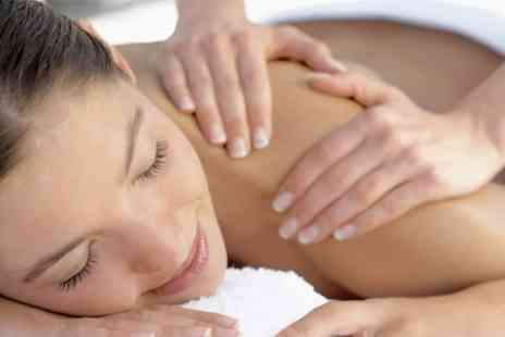Skintique Clinic - Choice Of 30 minute relaxing  Massage - Save 50%