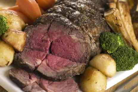 The Hilcote Country Club - Three Course Carvery Meal  - Save 49%