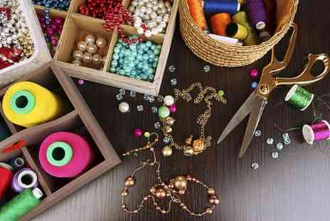 Bejewelled Academy - Vintage Jewellery Making Class For One  - Save 50%