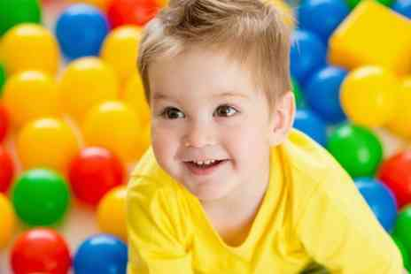 Funtastic Play Centre -  Summer Membership For Family  - Save 50%