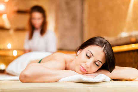 Essential Spa - Pamper Package Including Aroma Facial Eye Treatment Scalp Massage and Swedish Massage - Save 81%