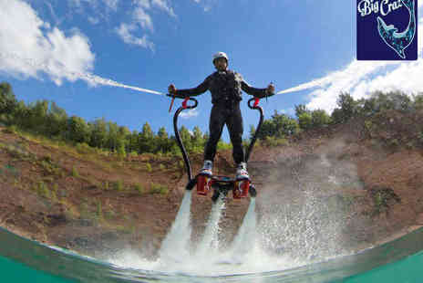 Big Crazy - Flyboarding Experience for One  - Save 51%