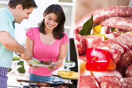 Gourmet BBQ Meat Hamper - BBQ Meat Pack 11  - Save 47%